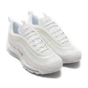 size 40 9a2a7 e3782 Image is loading Nike-Air-Max-97-OG-Triple-White-QS-