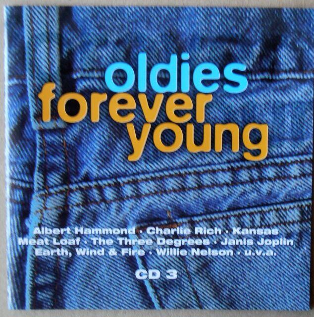 Oldies Forever Young CD 3 - Albert Hammond, Kansas, Willie Nelson u.a. - CD