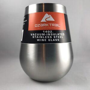 5118598e8b90 Ozark Trail 14oz Vacuum-Sealed Stainless Steel Wine Tumbler (No OT ...