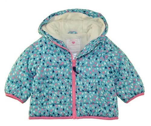 Carter/'s Infant Girls Bubble Jacket Assorted Colors Size 12M 18M 24M