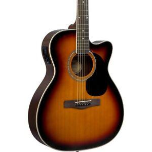 Mitchell O120CESB Acoustic Electric Guitar 3-Color Sunburst