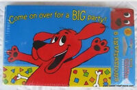 Clifford Big Red Dog Party Invitations Supplies X8 Birthday Invite Decoration Nw