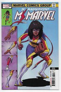 Magnificent-Ms-Marvel-5-2nd-Print-1st-Stormranger-Tales-of-Suspense-39-Homage
