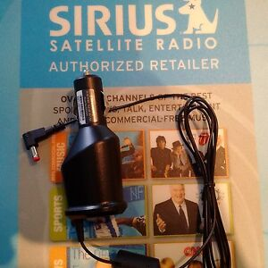 XDPIV2 XDPIV1 SiriusXM PowerConnect Home Power Adapter for SXVD1A and SDPIV1