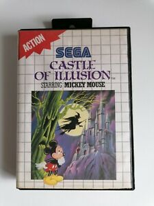 Castle of illusion master system