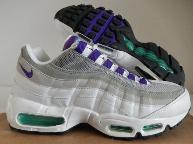 Details about New Nike iD Air Max 1 Grape sz 9 white aqua atmos | TRUSTED SELLER!