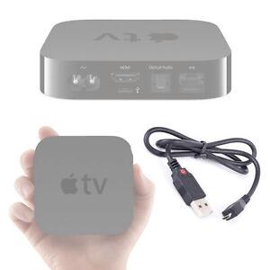 Duragadget-Micro-USB-Sincronizzazione-Dati-Lead-per-l-039-uso-con-Apple-TV-2nd-amp-3rd-generazione