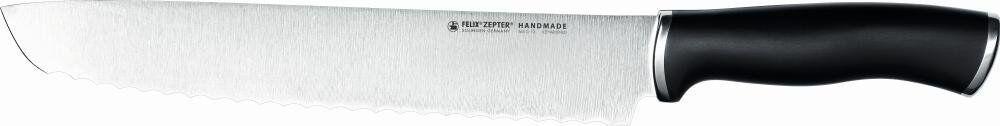 Felix Sceptre Solingen Resolute Couteau à pain couteau de cuisine Couteau 24 cm NEUF