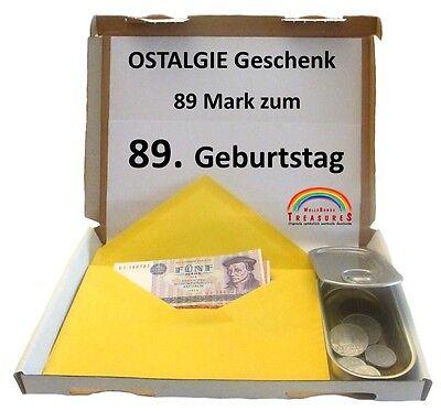 Geburtstag 5 Münzen 1970 DDR NOSTALGIE von WallaBundu Geschenk zum 49 BRD etc