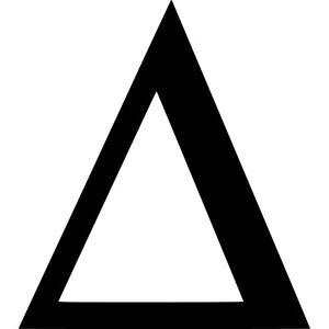 Delta-Vinyl-Sticker-Decal-Greek-Letter-D-Choose-Size-amp-Color