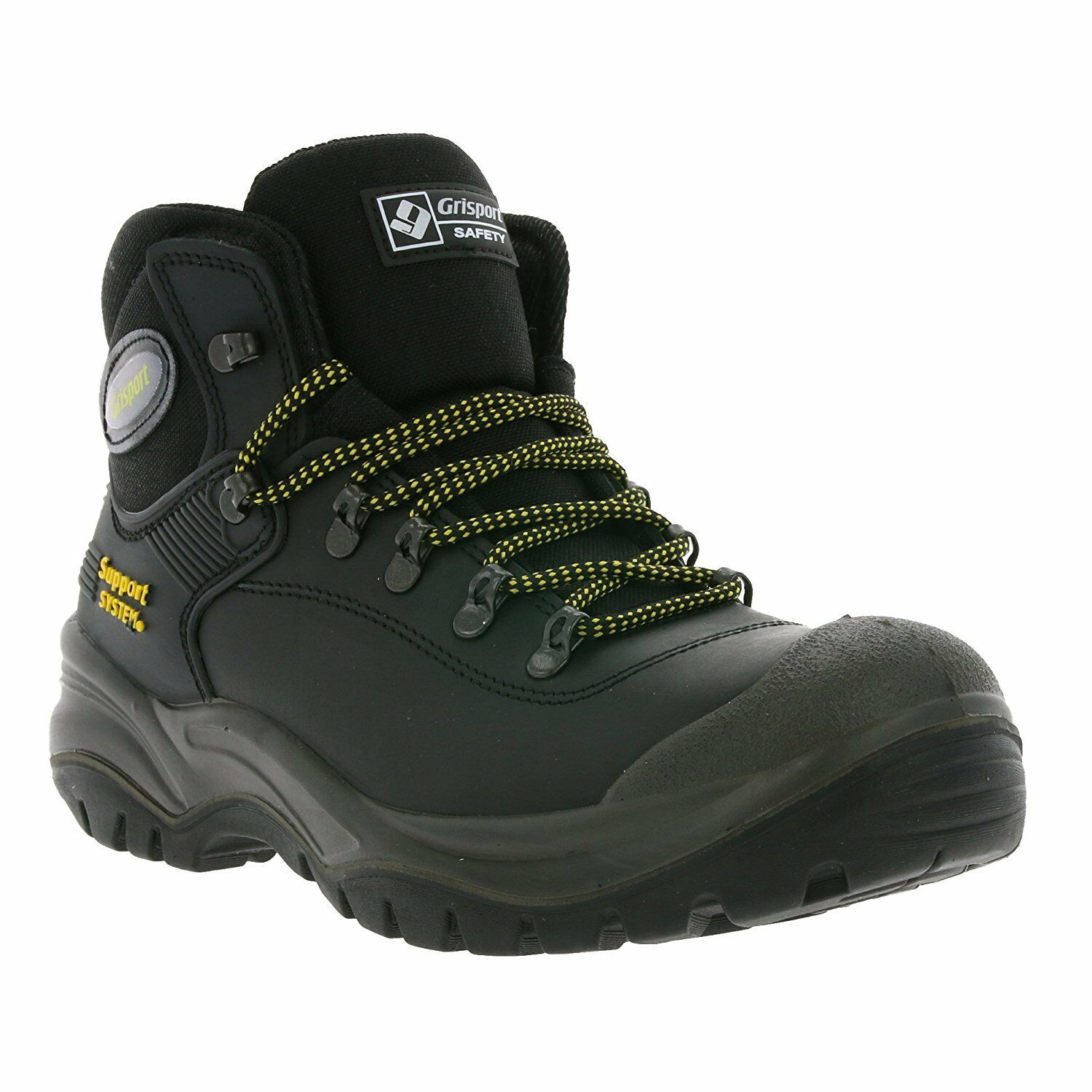 greyPORT 703LDV.16 black-Antinfortunistiche CORTINA S3 -shoes da Lavgold-Trekking