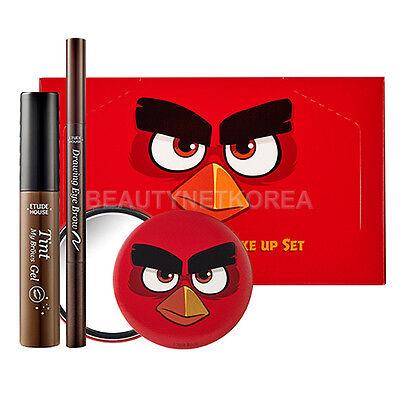 [ETUDE HOUSE] Angry Birds Brows Quick Make Up Set / Brow makeup set