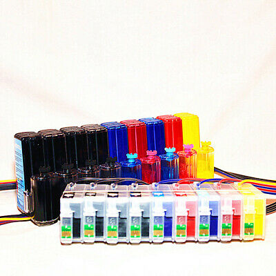Empty CISS ink system for Ep son Surecolor P600 printer with ARC T7601-T7609