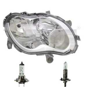 Scheinwerfer-links-H1-H7-fuer-Smart-Fortwo-Coupe-450-City-Coupe-inkl-Lampen