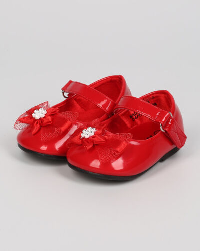 New Girl Jelly Beans Mazonsion Patent PU Mesh Bow Mary Jane Ballerina Flat