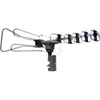 Naxa Electronics Naa-350 High Powered Amplified Motorized Outdoor Antenna Suitab