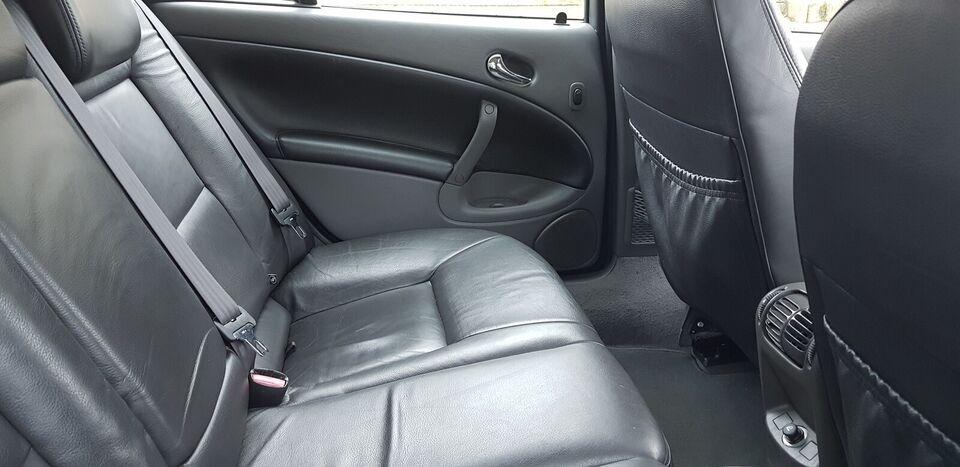 Saab 9-5, 2,3 T 185 Sports Edition, Benzin