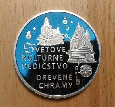 Malta 10 Euro 2010 Valetta Auberge d/'Italie KM.140 $65 Silver PROOF UNC