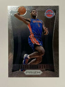 Andre-Drummond-2012-Panini-Prizm-Basketball-RC-247-Cavs-EX-MT