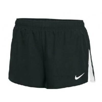 New Nike Basketball Reversible Stock Short Women/'s Medium White Black AA0080