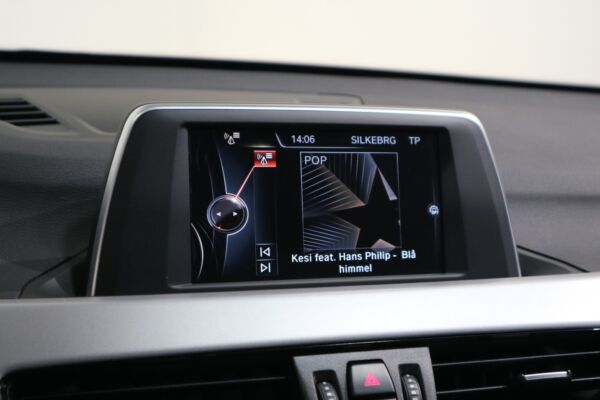 BMW X1 2,0 sDrive18d billede 7