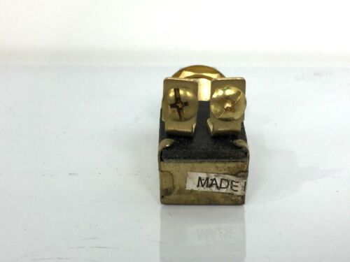 Marine Sea Dog 420420 Brass Push Button Switch Boat