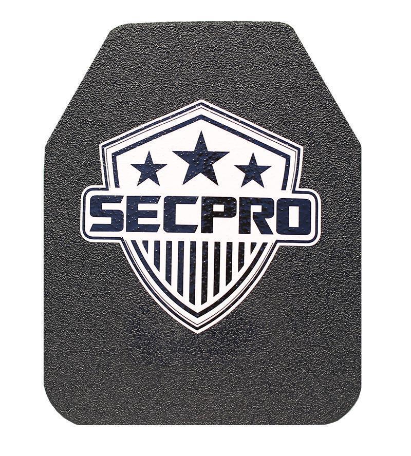 SecPro Level III+ Steel Plate