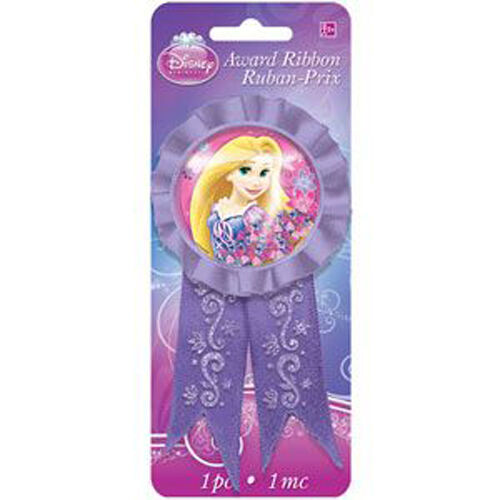 TANGLED SPARKLE GUEST OF HONOR RIBBON ~ Birthday Party Supplies Favors Award