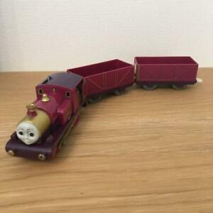 Plarail-Thomas-Series-Lady-Train-Minicar-T-19-Working-TAKARA-TOMY-Used-Rare