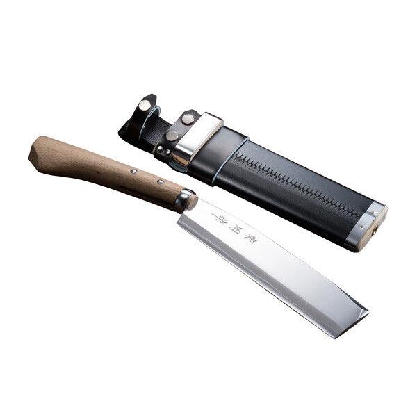 azumasyusaku  japonés hacha 210mm 8.3  aogami Azul Acero herramientas al aire libre