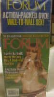 Collectible Penthouse Forum Magazine November/december 2013 & Dvd Included Eb83