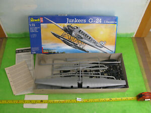 vintage-revell-model-kit-1-72-junkers-G-24-WWII-aircraft-2021