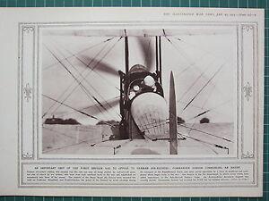 1915 Première Guerre Mondiale G.mondiale 1 Imprimé ~ Commandant Samson 6kmizbxz-08002447-246854338