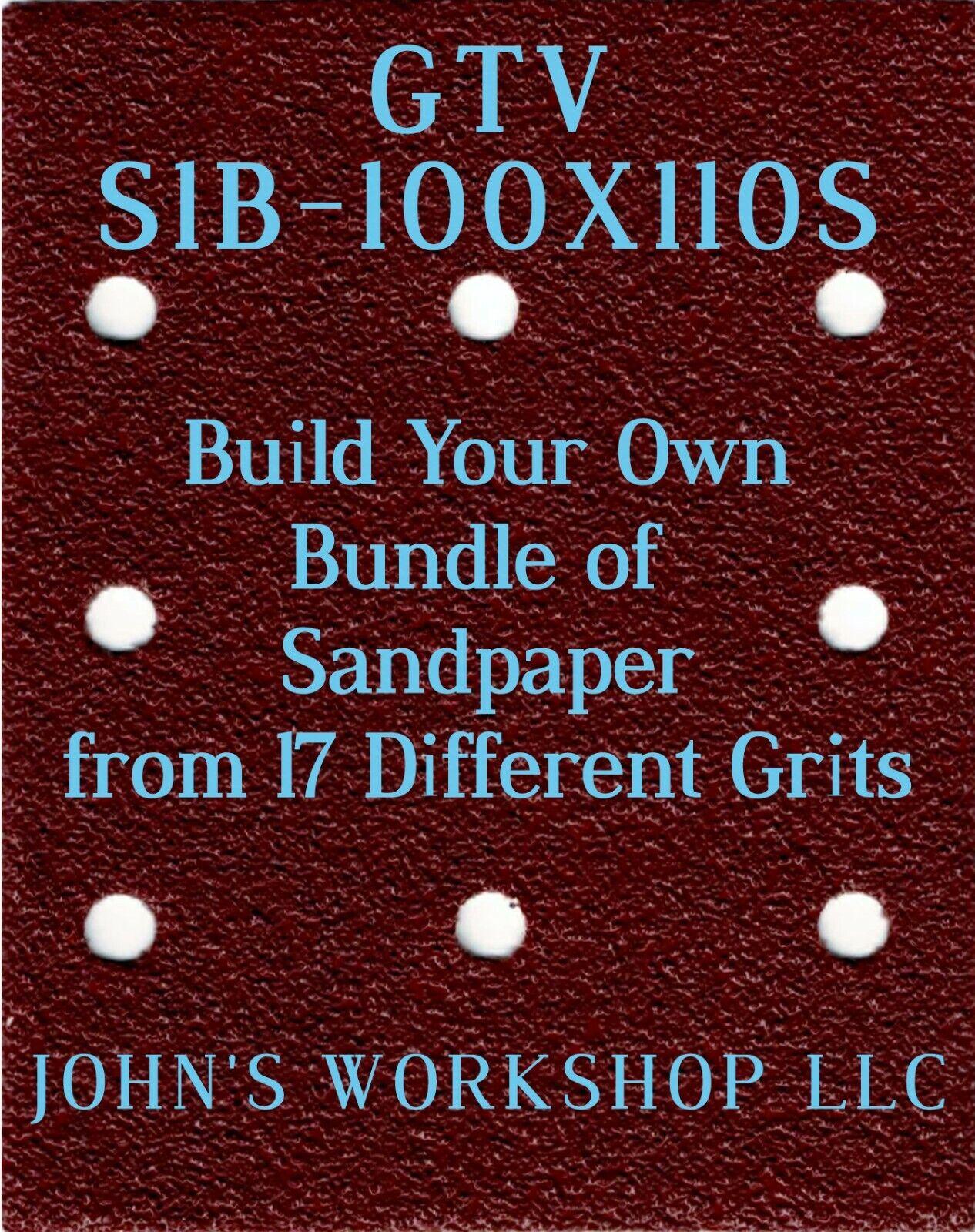 Build Your Own Bundle of Tramontina 42514//010 1//4 Sheet No-Slip Sandpaper 17 Grt
