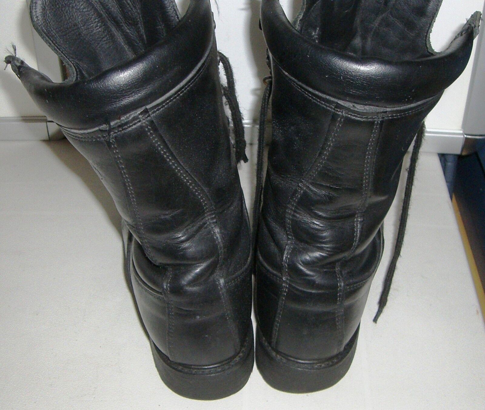 US-Army-/Biker-Stiefel Matterhorn Gr. 8 1/2 Leder (ca. 41,5), Goretex Winter-Stiefel Leder 1/2 2b839f