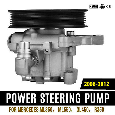 Power Steering Pump For Mercedes-Benz ML350 ML550 GL450 R350 Good Local Hot  | eBay
