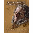 Drawings and Paintings: 150 Plates by Adolph Menzel (Paperback, 2014)
