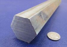 6061 Aluminum Hex Rod 150 1 12 Hex X 3 Ft Length