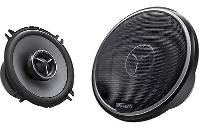 "2PAIRS Kenwood Excelon KFC-X134 40 Watts RMS 5.25/"" Car Speakers"