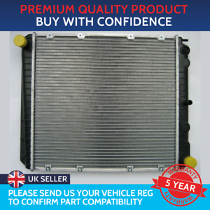 RADIATOR-TO-FIT-VOLVO-240-740-760-940-960-FOR-MANUAL-CARS-450mm-by-425mm-CORE
