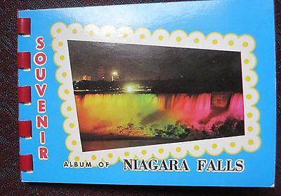 70/'s Vintage Niagra Falls Souvenir Book 60/'s