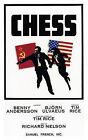 Chess by Dr Richard Nelson, Tim Rice (Paperback / softback, 2010)