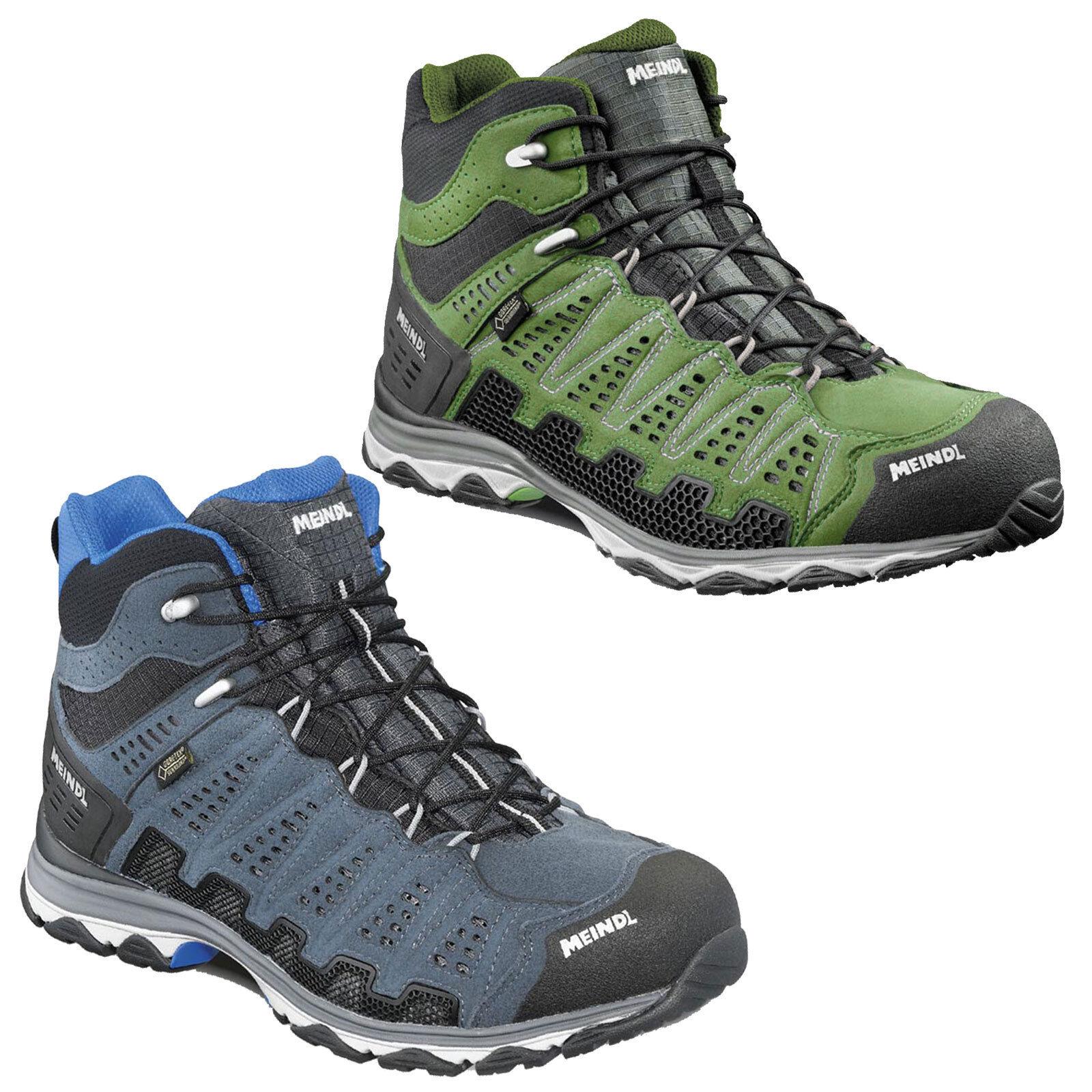 Meindl X-So GTX Goretex Zapatos de Senderismo botas Hombres Actividades Al Aire