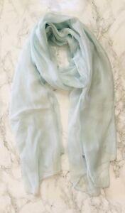 df684bb75b919 Image is loading Womens-Spring-Fashion-Flowy-Soft-Light-Blue-Silk-