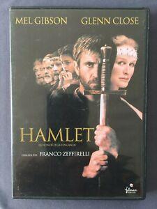 DVD-HAMLET-Mel-Gibson-Glenn-Close-Alan-Bates-Paul-Scofield-FRANCO-ZEFFIRELLI