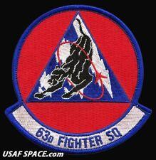 ORIGINAL PATCH AZ Luke AFB USAF 309th FIGHTER SQUADRON DUCK VIPER DRIVER