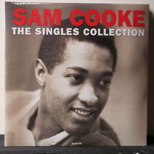 SAM-COOKE-039-Singles-Collection-039-180g-Vinyl-2LP-NEW-SEALED