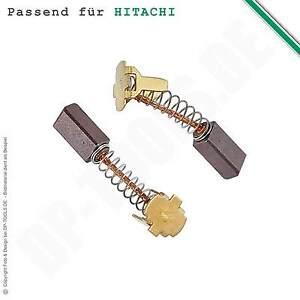 Spazzole-Carbone-Spazzole-Motore-per-Hitachi-DV14DSL-5x6mm-Tipo-999-054