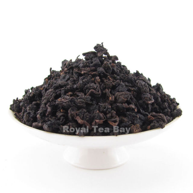 250g Supreme Organic Roasted Black Tie Guan Yin Iron Goddess Oolong Tea T109
