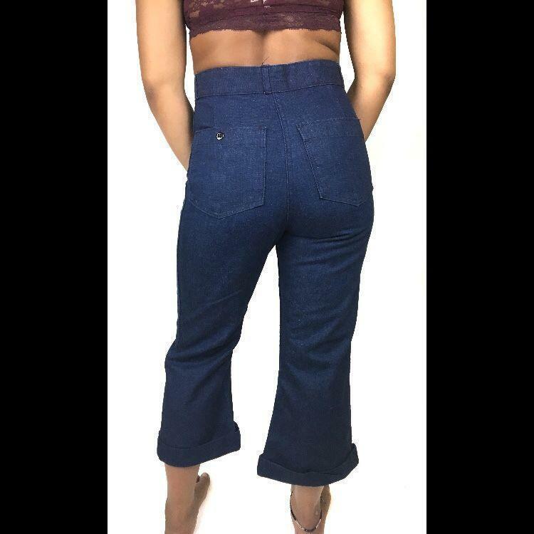 Vintage Sailor Jeans Pinup 70s 60s - image 1